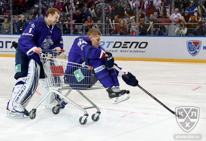 хоккей кхл-зм2