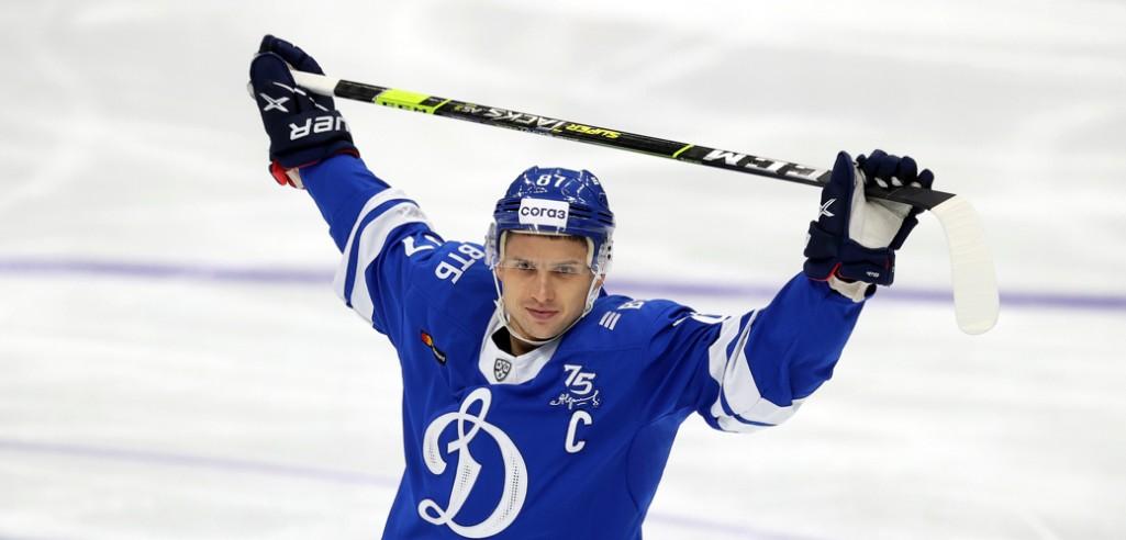 Четыре очка Шипачёва принесли Динамо победу над Авангардом