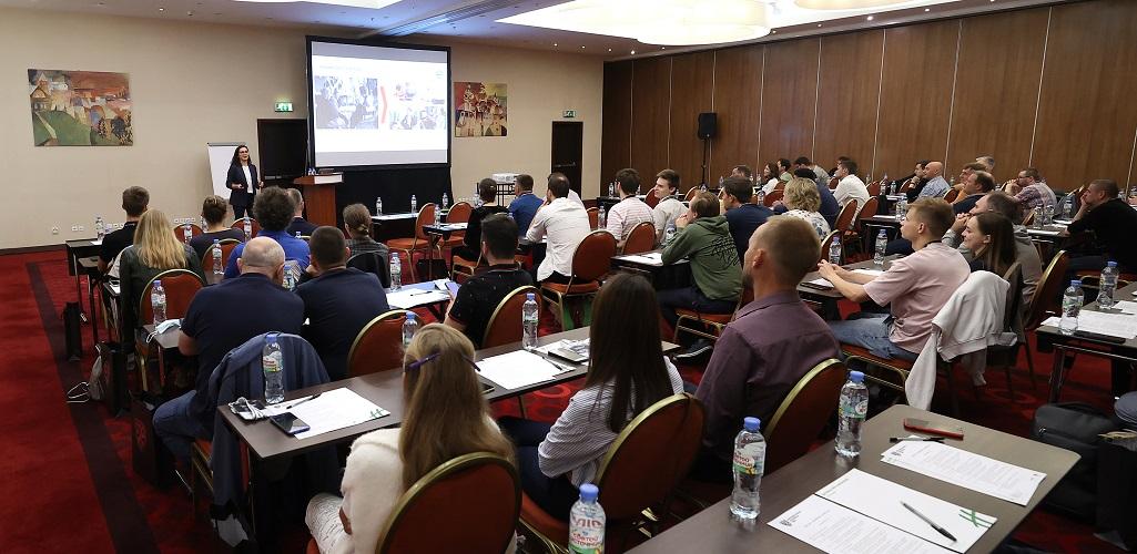 В Москве состоялся телевизионный семинар КХЛ