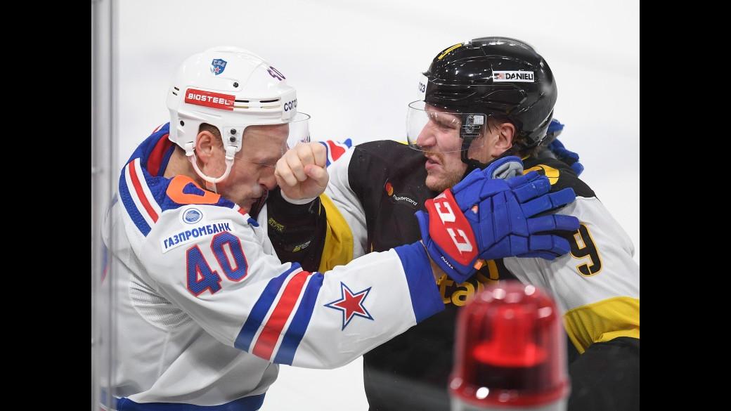 Фотоконкурс КХЛ и Canon: известны победители по итогам ноября