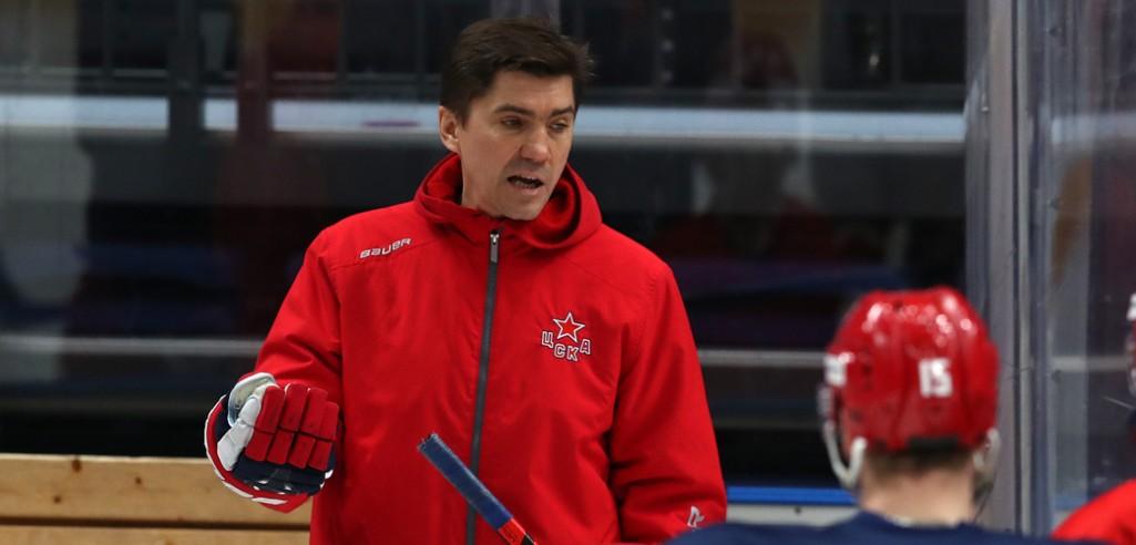 Игорь Никитин: Хоккей  очень простая игра. Ты или с шайбой, или без неё