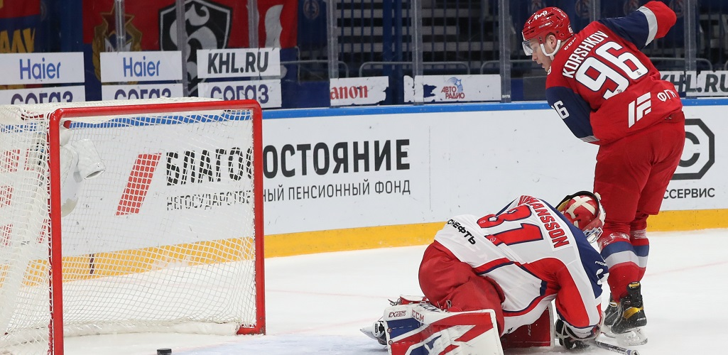 Локомотив обыграл ЦСКА, Хартикайнен побил рекорд Пирнеса. Обзор дня