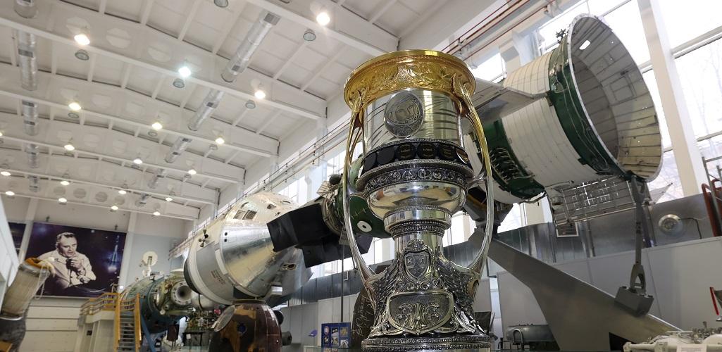 Кубок Гагарина в центре российского космоса