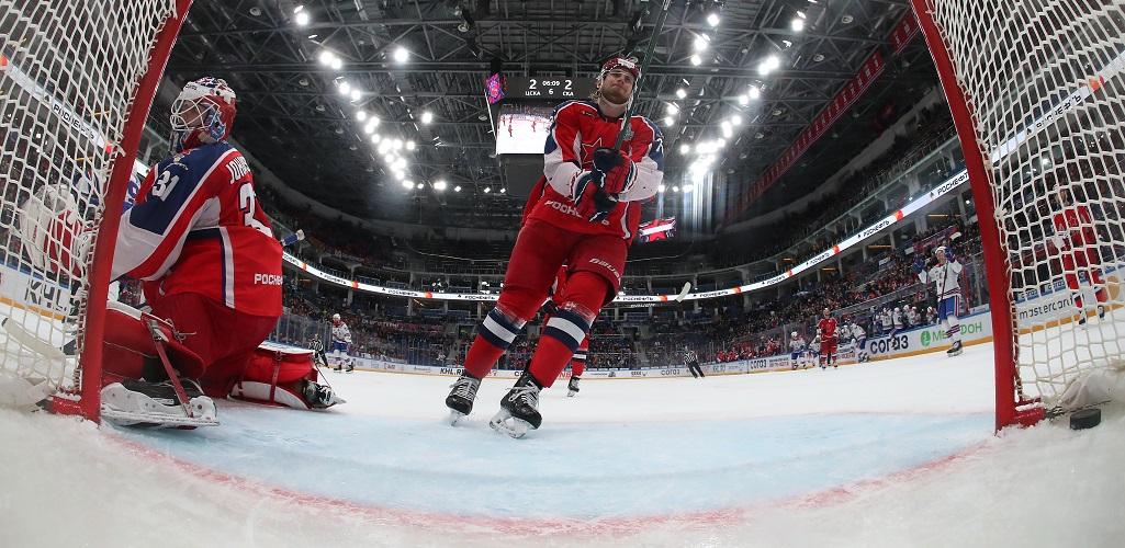 СКА вырвал победу у ЦСКА в пятом по продолжительности матче в истории