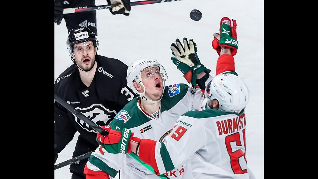 Фотоконкурс КХЛ и Canon: лучшие работы февраля