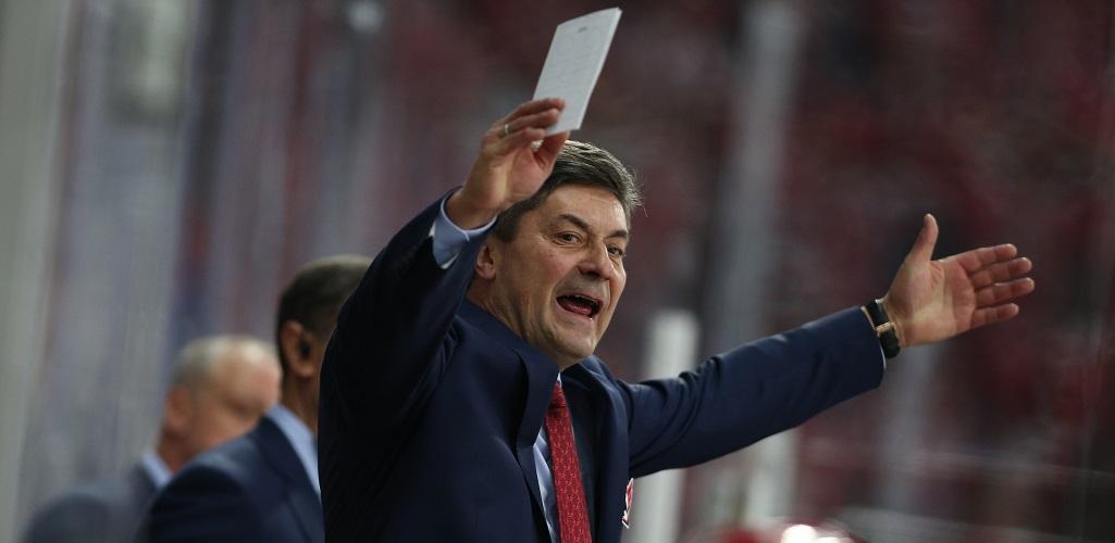 Андрей Мартемьянов стал главным тренером Сибири