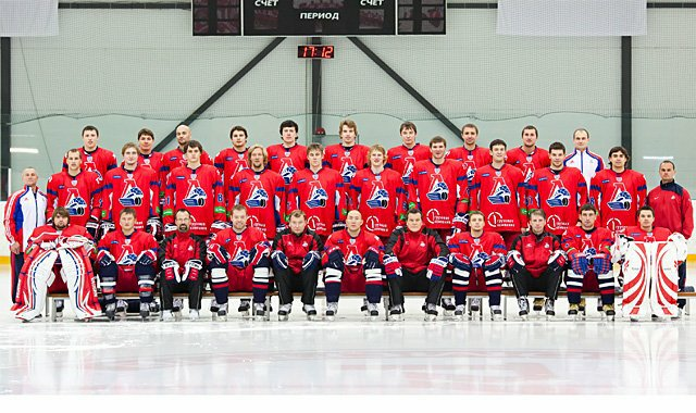 Lokomotiv Jaroslavl, joukkue 2010