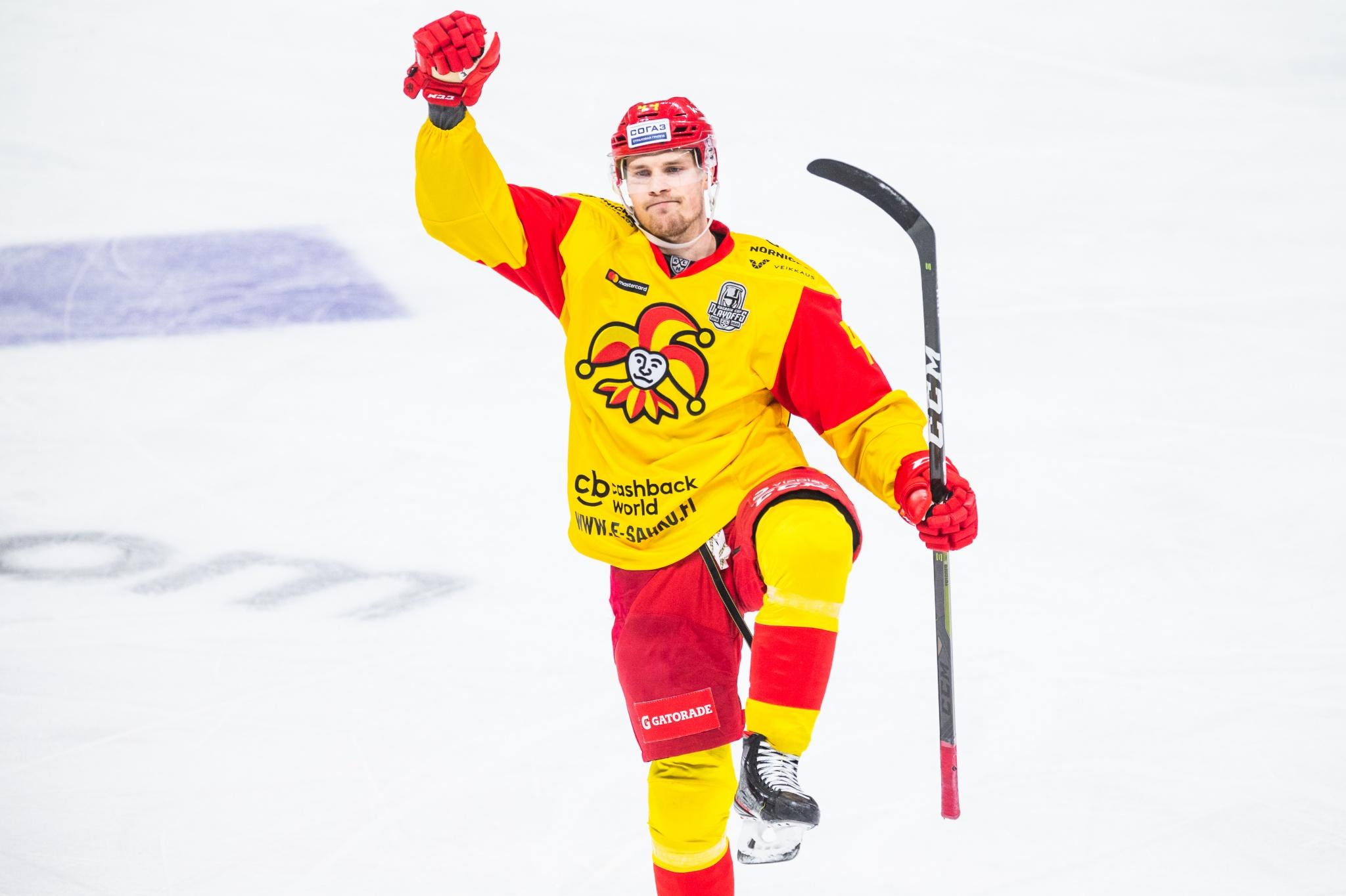 Микко Лехтонен. Фото: Эмиль Ханссон