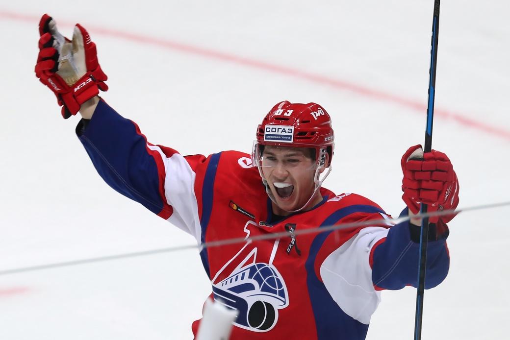 4 кузбасских хоккеиста сыграют засборную РФ наэтапе Евротура