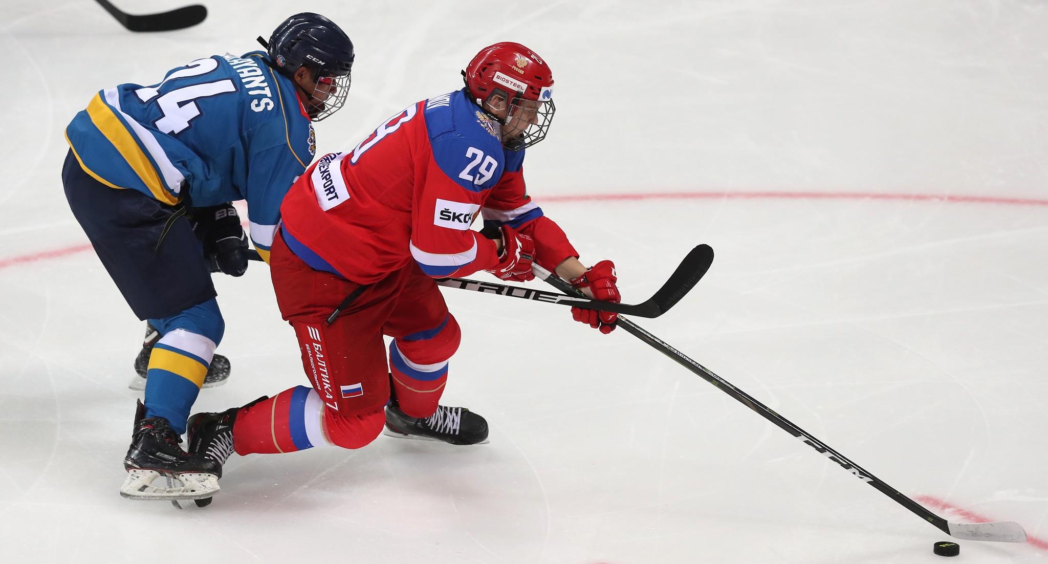 Кирилл Кирсанов (справа). Фото: Юрий Кузьмин