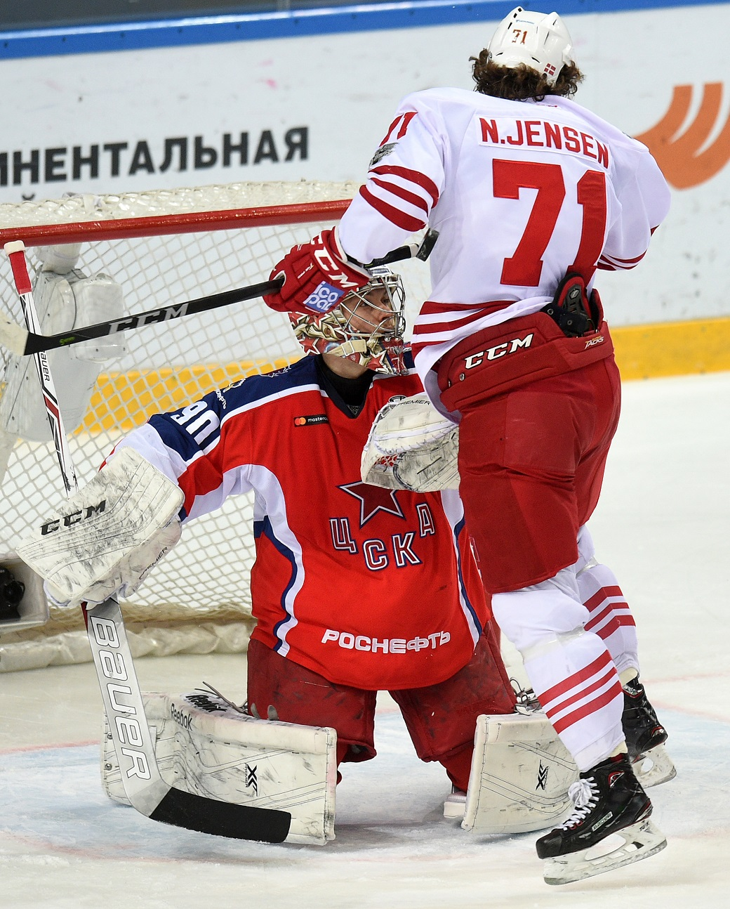 «Салават Юлаев» проведет 2-ой домашний матч серии с«Трактором»— Наращиваем обороты