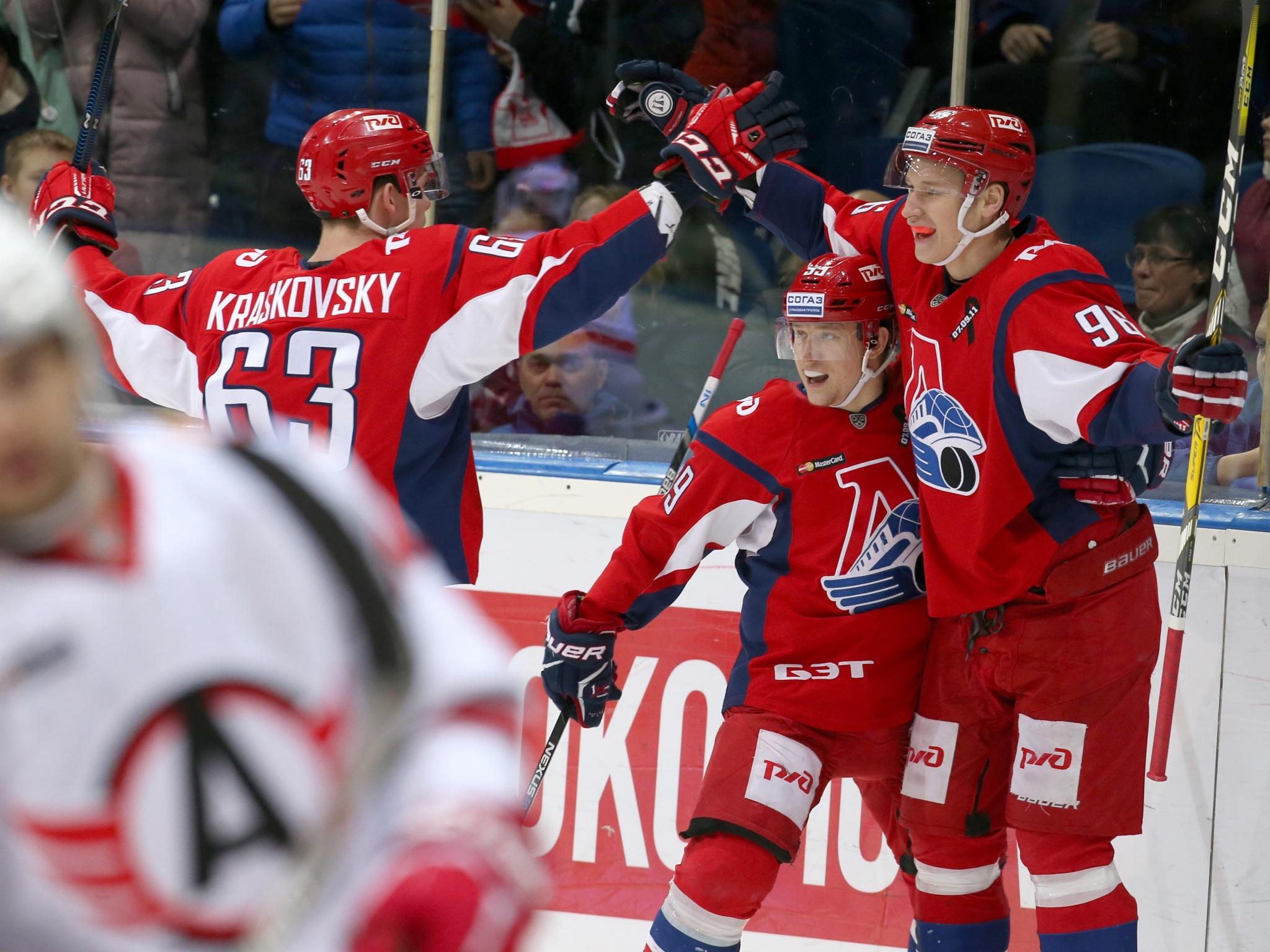 Павел Красковский, Александр Полунин и Егор Коршков. Фото: Ярослав Неелов