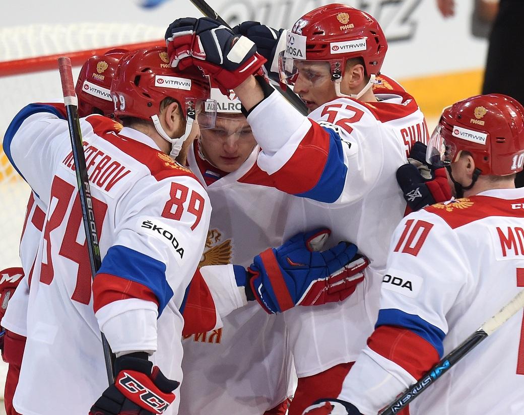 Уфимский вратарь сыграет всоставе сборной Российской Федерации наКубке Карьяла