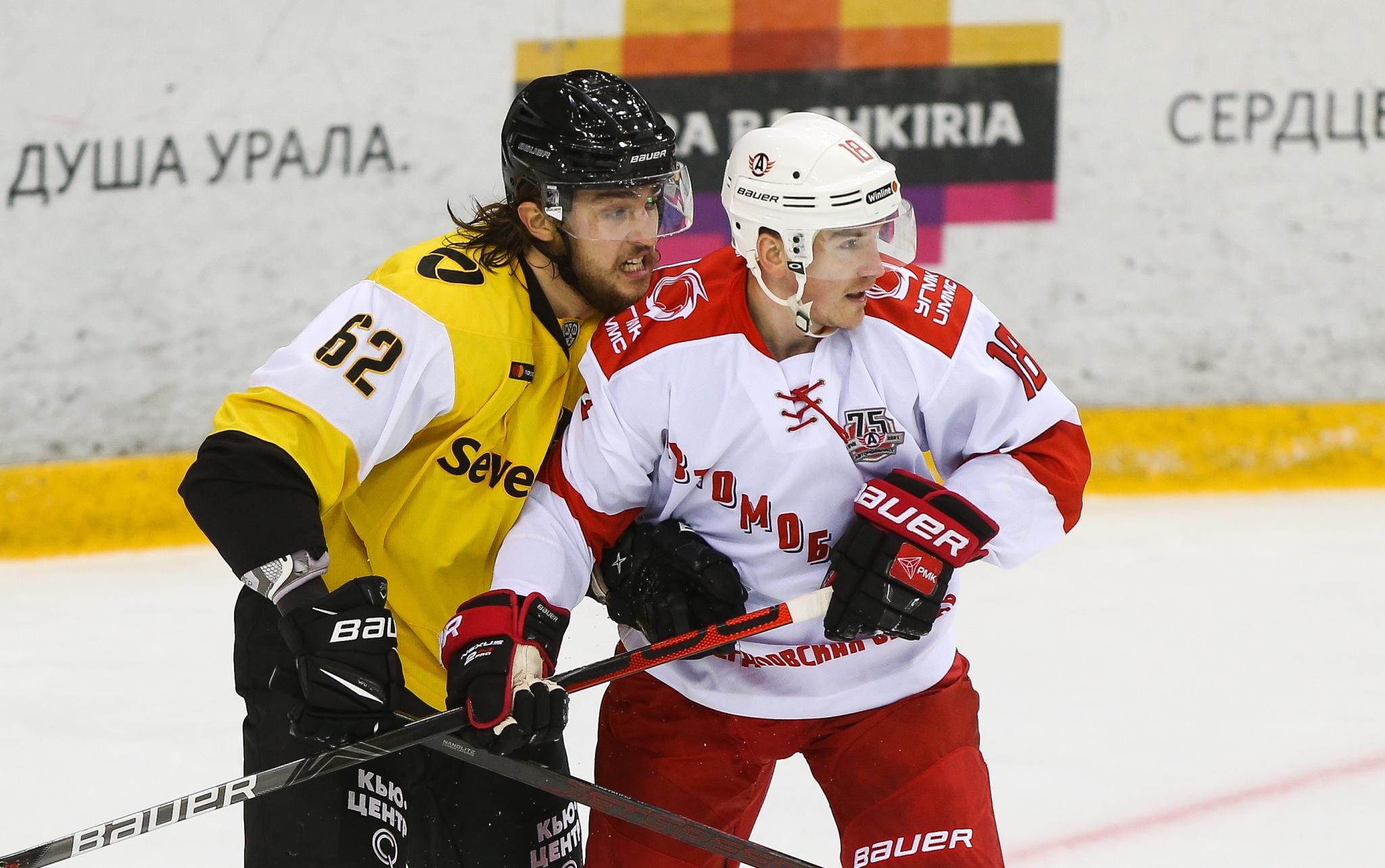 Артем Чмыхов, Георгий Белоусов. Фото: Светлана Садыкова