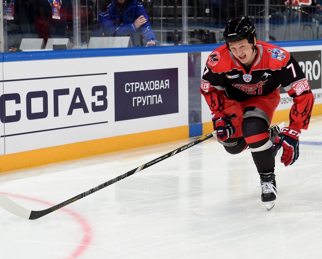 Захаркин доверяет — Захар забивает Хоккей. КХЛ. Спартак — Салават Юлаев — 3:4 ОТ