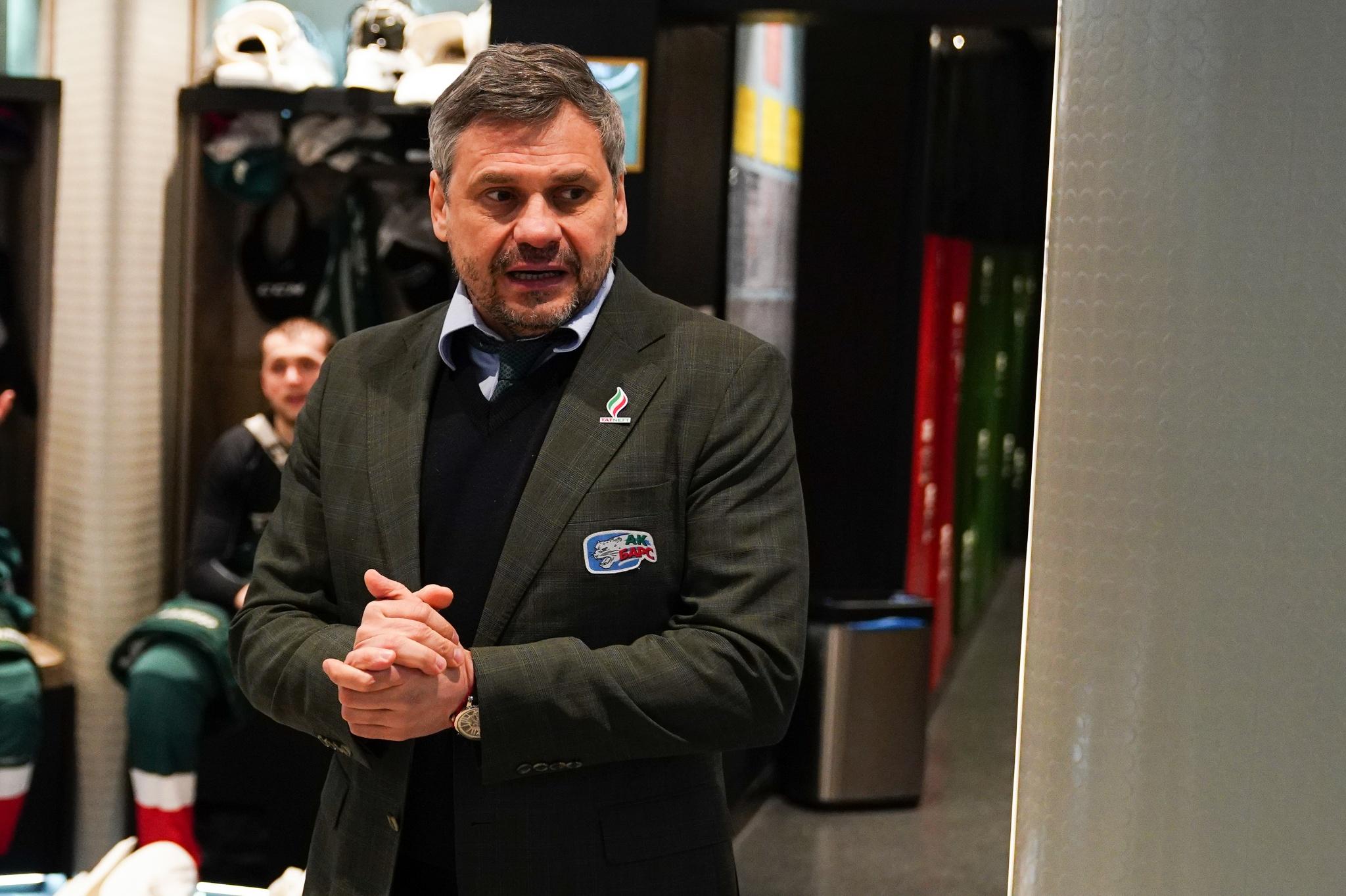 Дмитрий Квартальнов. Фото: Ильнар Тухбатов