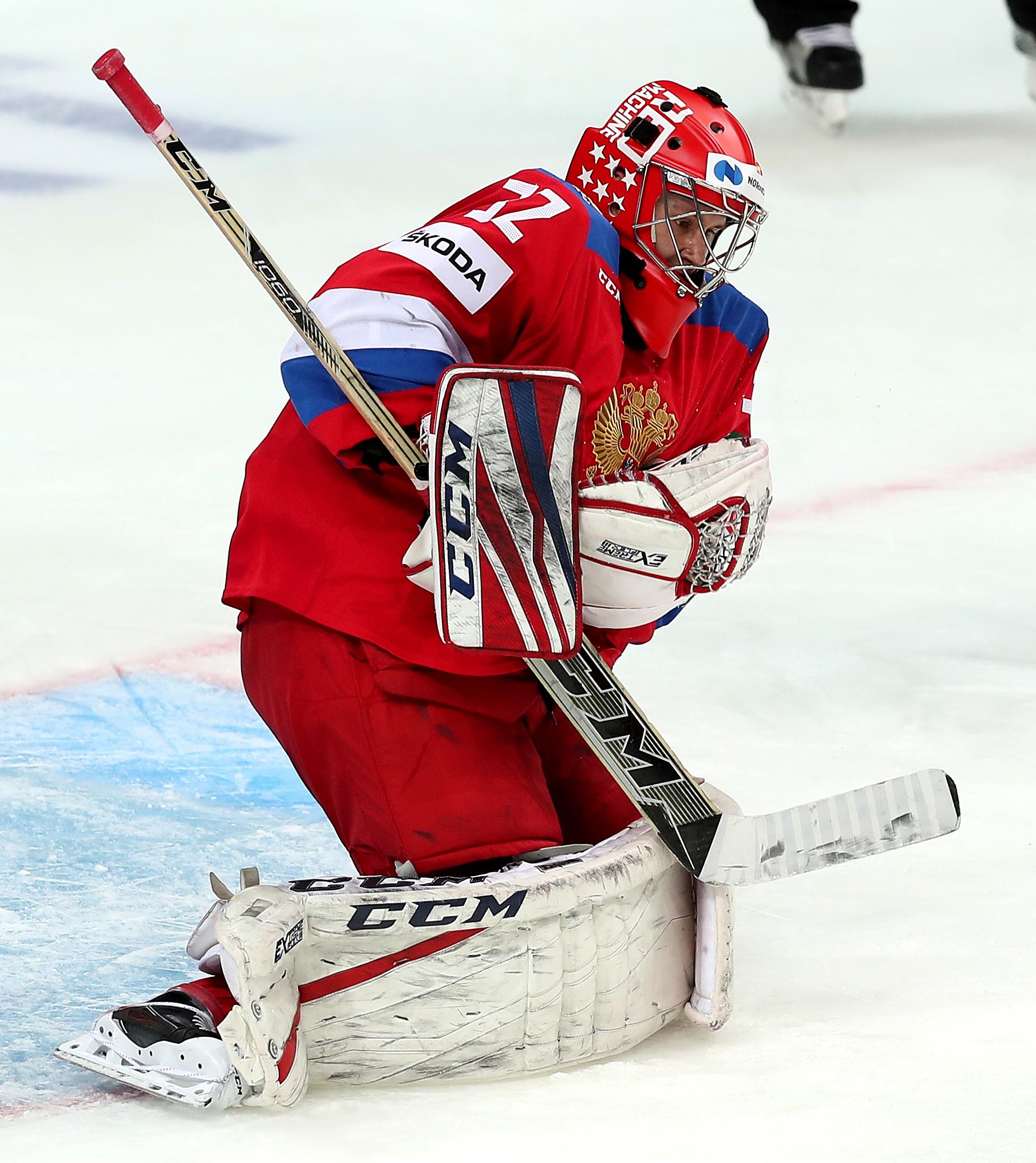 Илья Коновалов. Photo.khl.ru