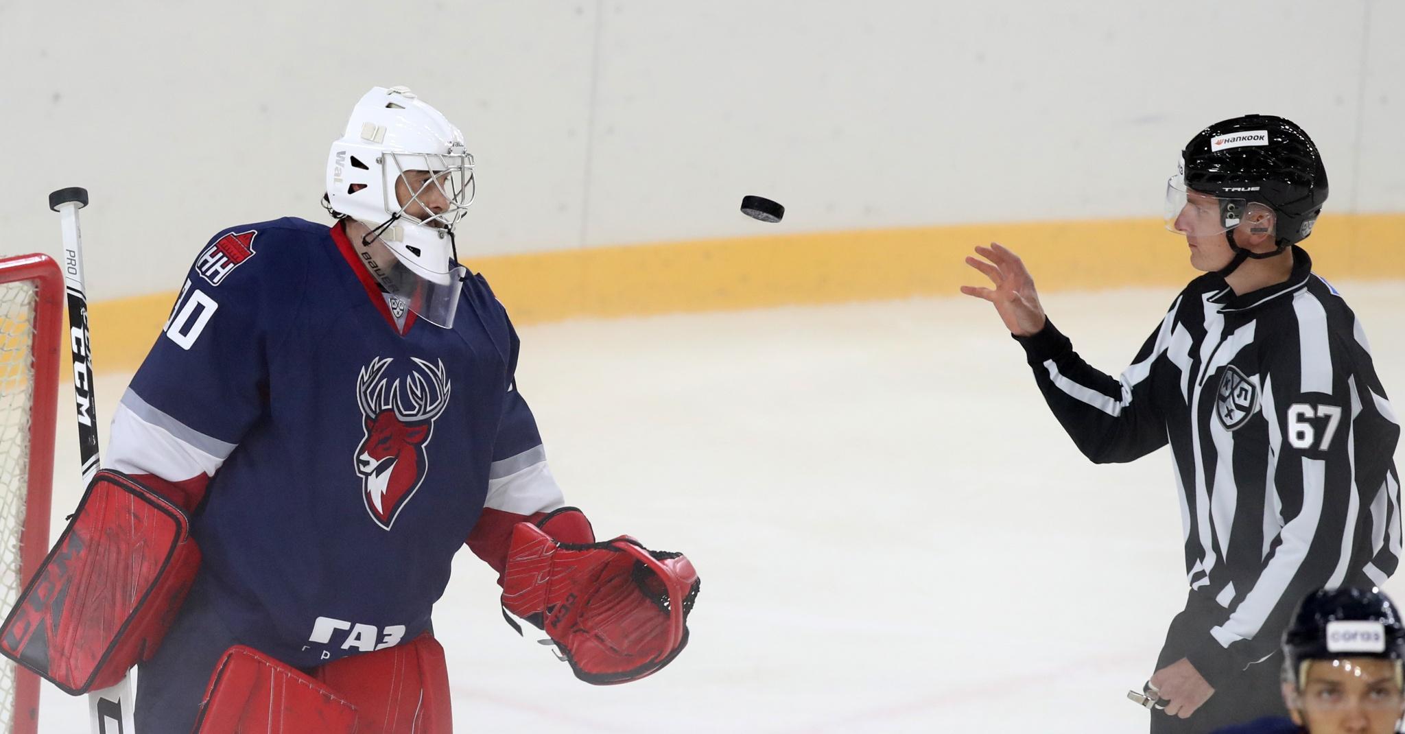 Алексей Мурыгин и Александр Чернышев. Фото: Сергей Бабунов
