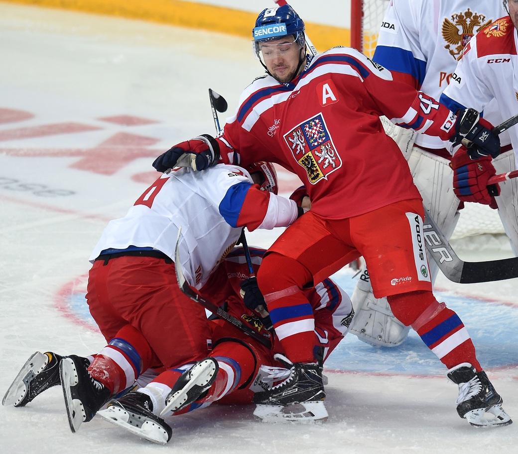 Канада обыграла Швейцарию вматче хоккейного Кубка Карьяла