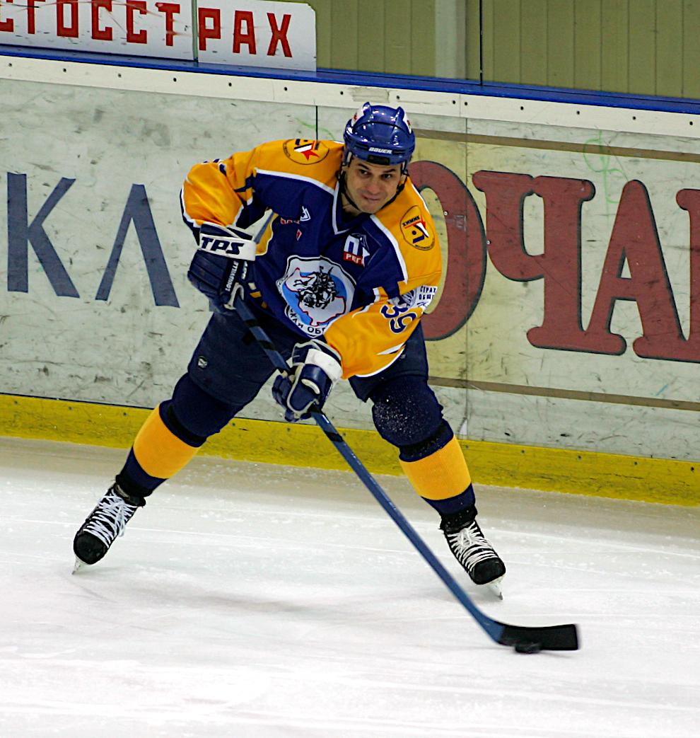 Дмитрий Квартальнов. Фото: Владимир Беззубов