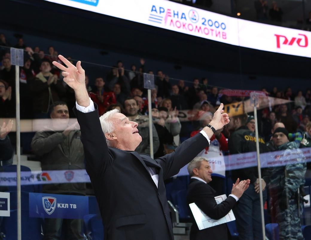 Сергей Светлов: Обыгрывать можно любой клуб в мире Олимпийский чемпион о том, почему нельзя сокращать КХЛ