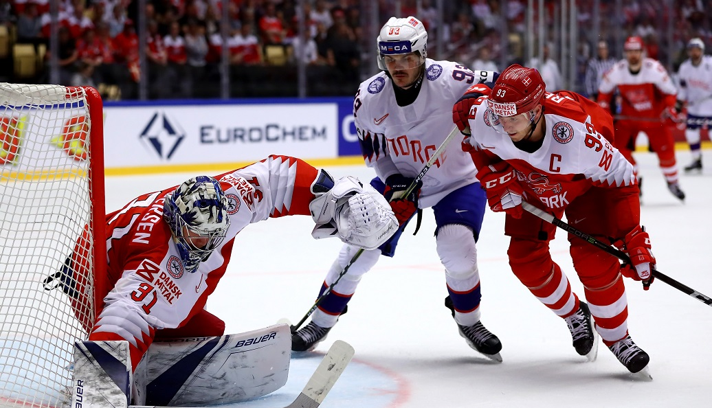 Worlds: Tolvanen And Gusev Set To Play, Belarus In Trouble