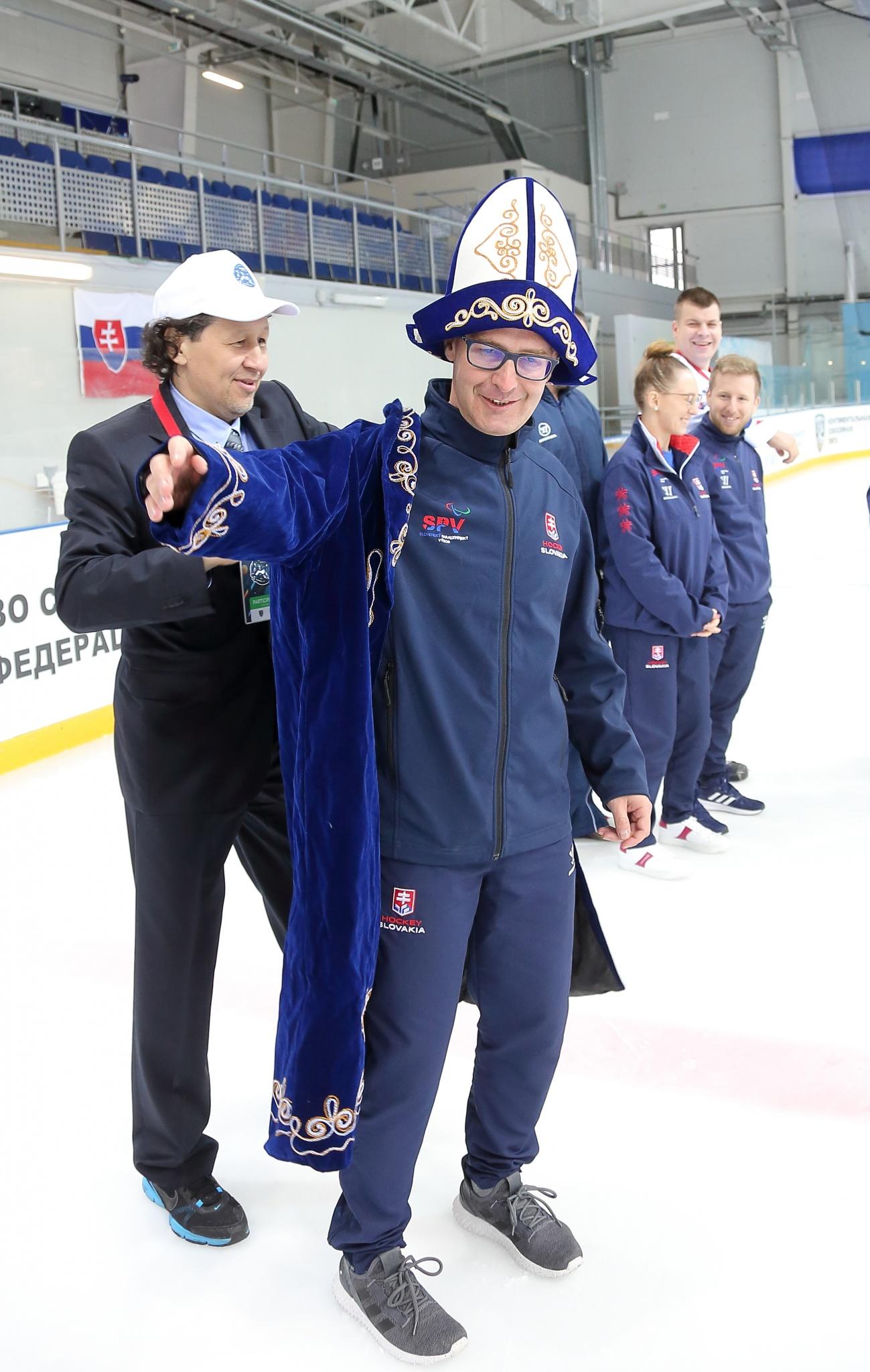 Радослав Белечка. Фото: Дмитрий Бондаренко