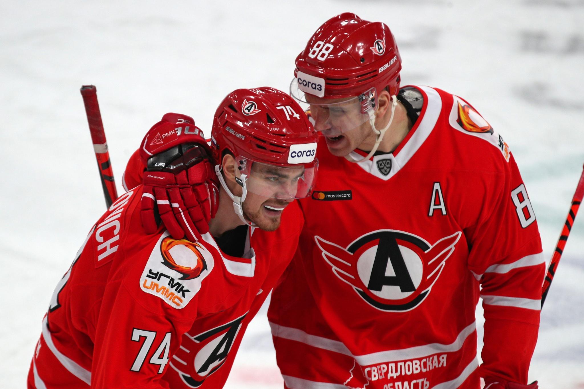 Александр Протапович и Никита Трямкин. Фото: Антон Басанаев
