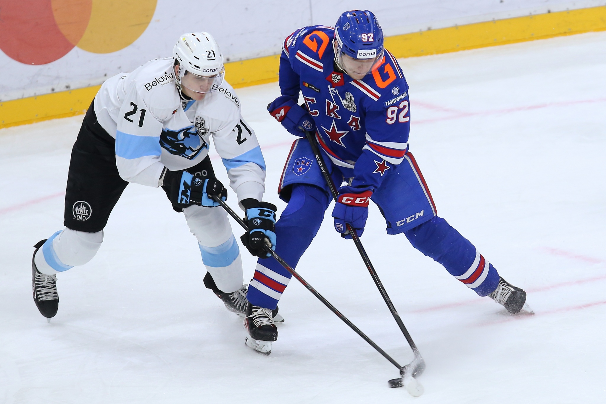 Алексей Протас и Василий Подколзин. Фото: Илья Смирнов