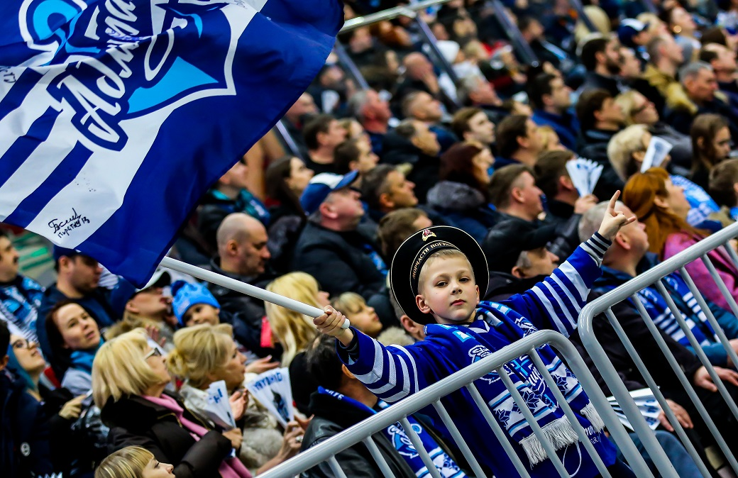 KHL: Start Of The Season's Attendance - The Second-best Ever