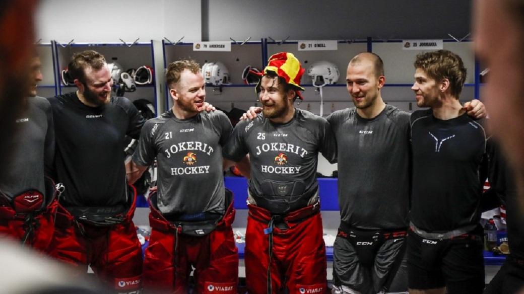«Йокерит» обыграл «Сочи» ивышел вчетвертьфинал плей-офф КХЛ