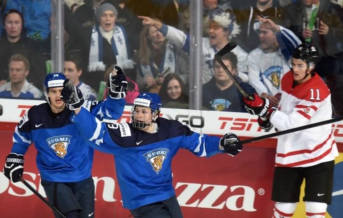 Молодёжная сборная РФ похоккею сыграет сСША вполуфиналеЧМ