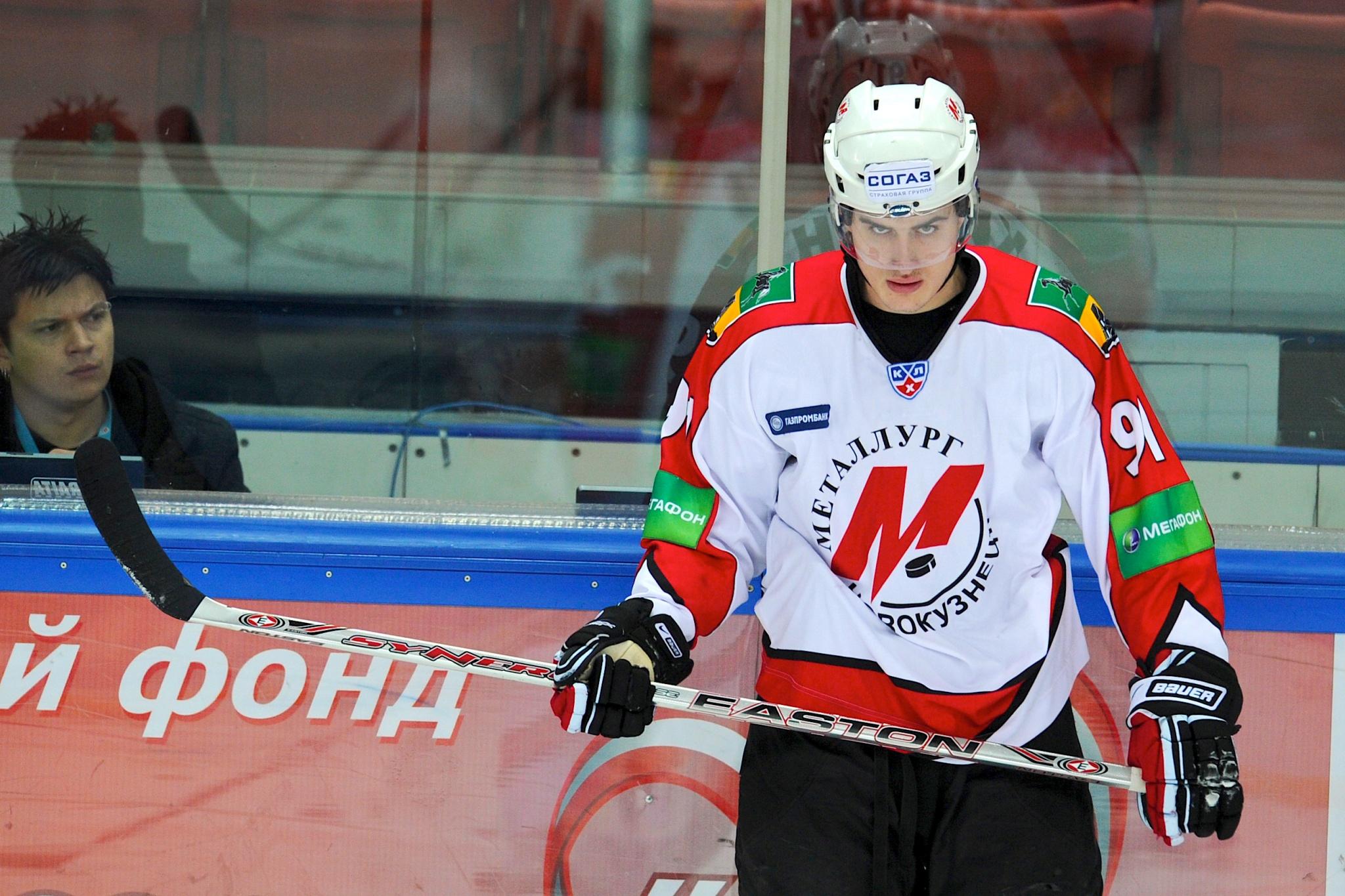Максим Кицын. Фото: Владимир Беззубов