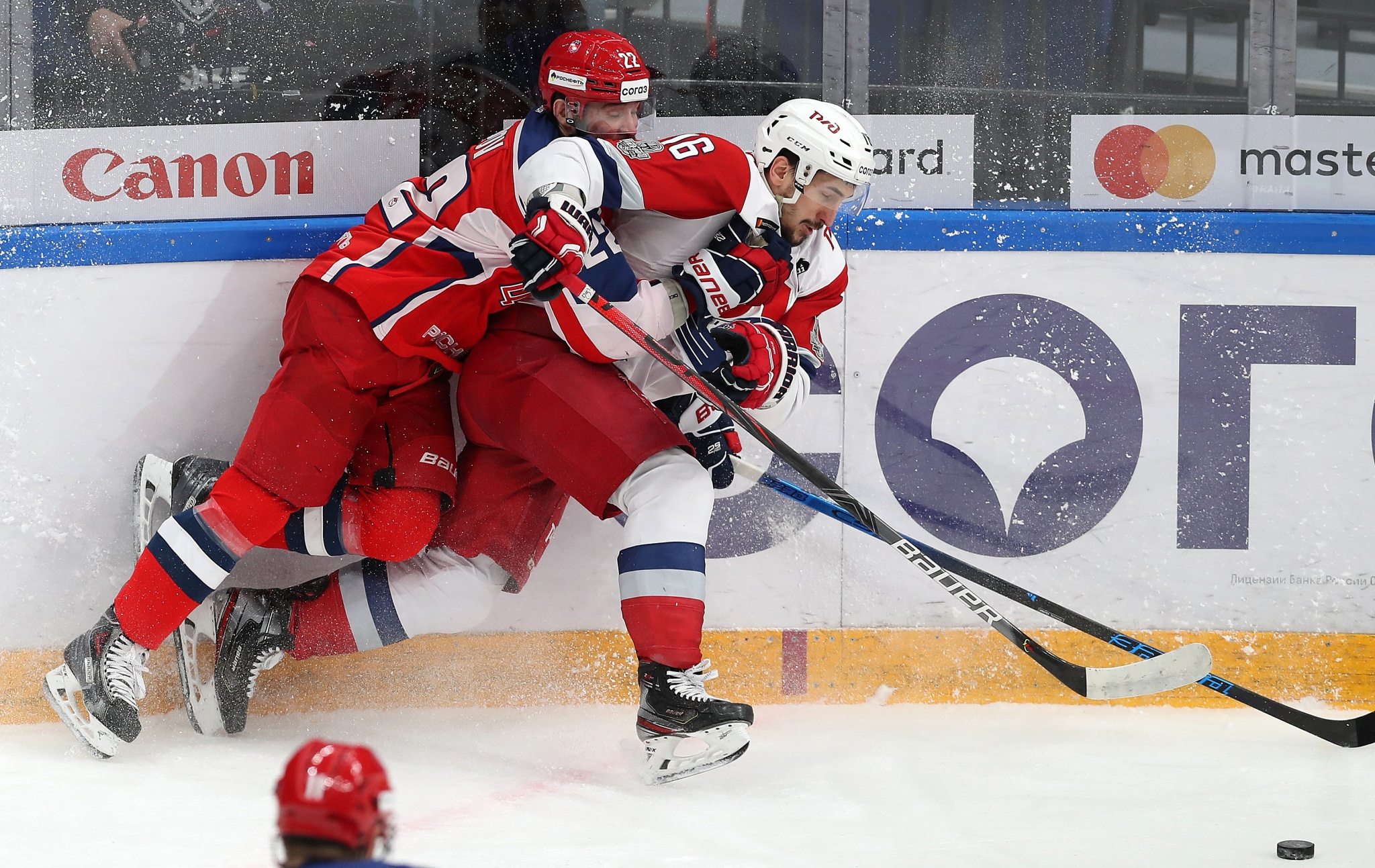 Александр Попов и Артур Каюмов. Фото: Юрий Кузьмин