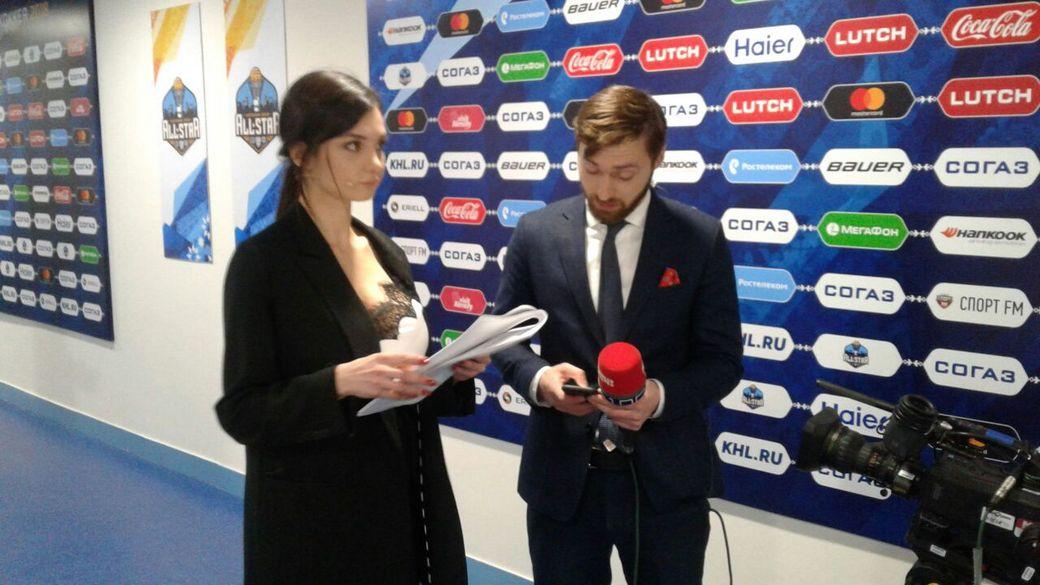 Дивизион Тарасова— победитель Матча всех звезд КХЛ