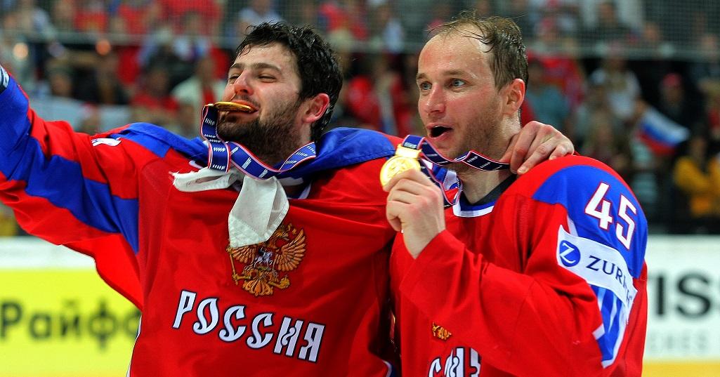 Александр Радулов и Виталий Прошкин
