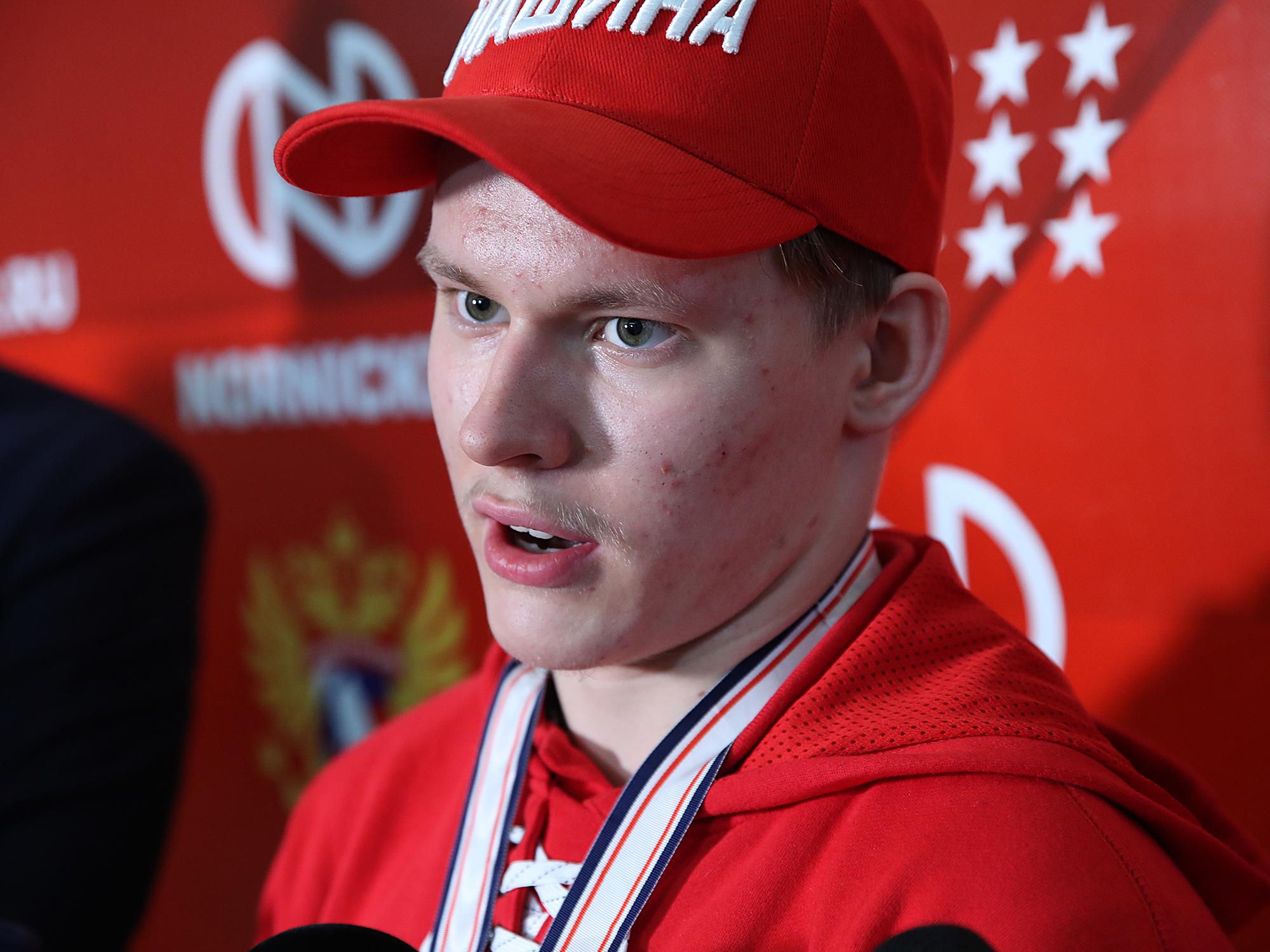 Матвей Мичков. Фото: Владимир Беззубов