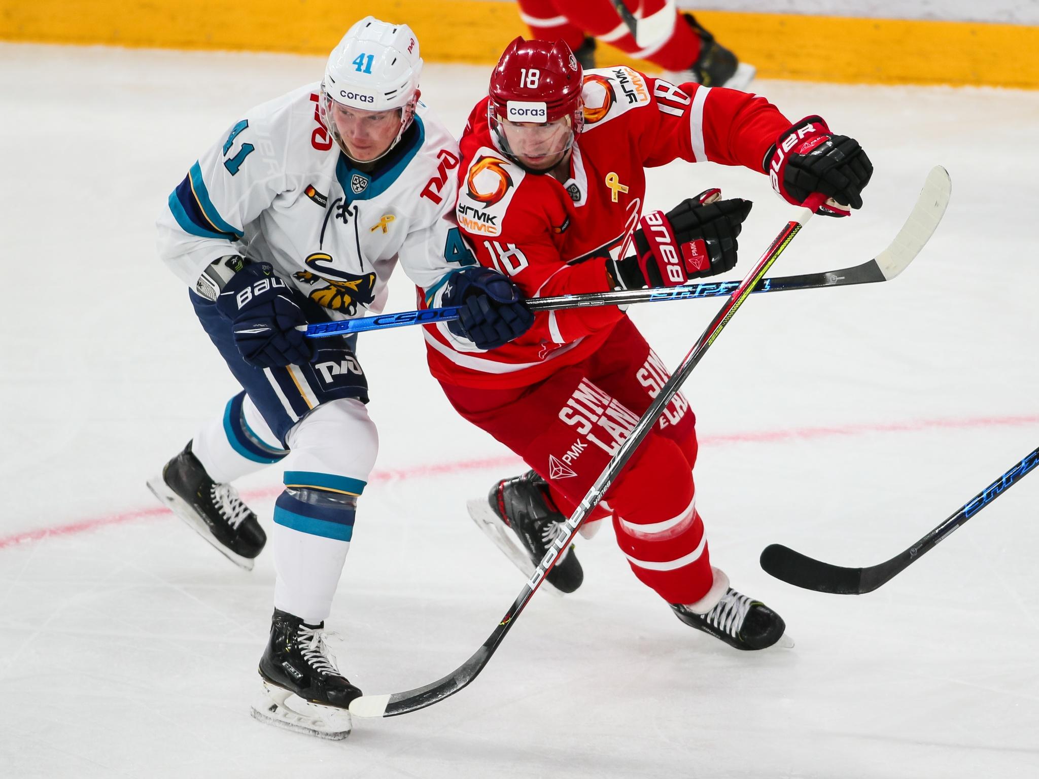 Василий Глотов и Георгий Белоусов. Фото: Антон Басанаев