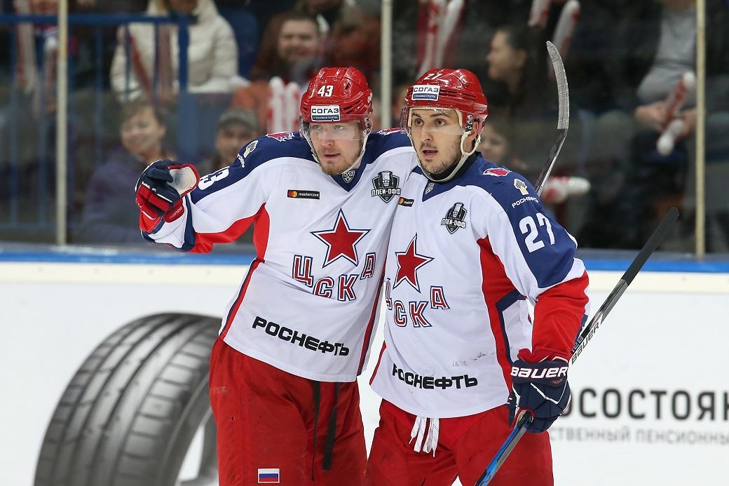 Валерий Ничушкин и Кирилл Петров