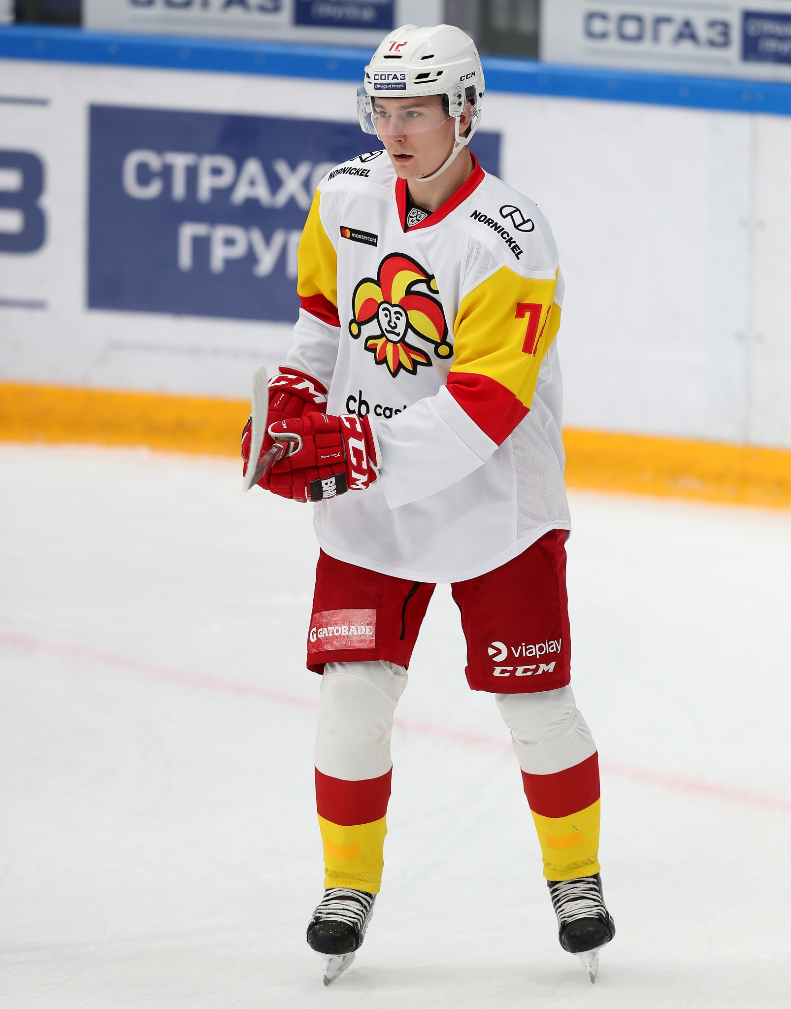 Алекси Халме. Фото: Юрий Кузьмин