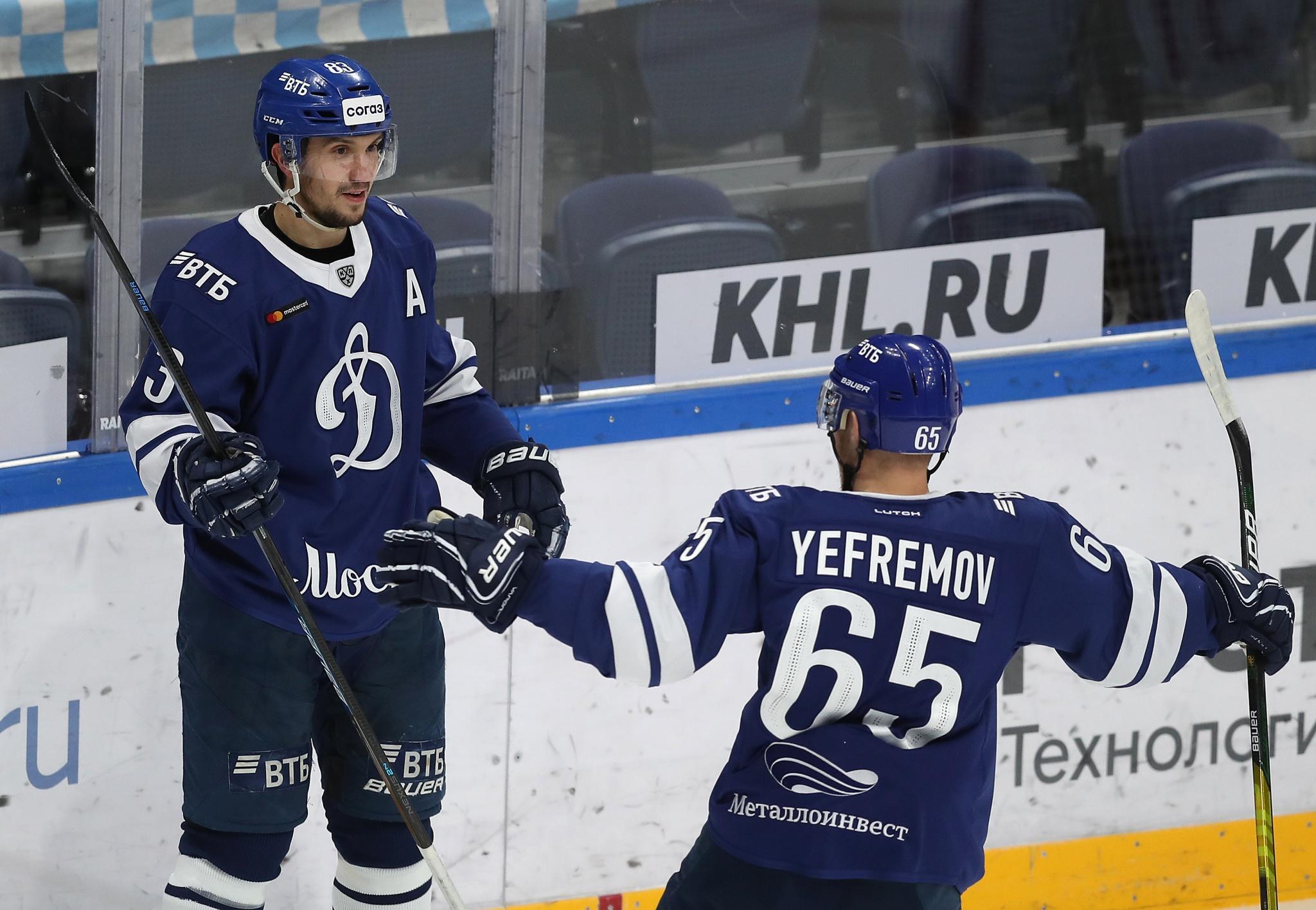Владимир Брюквин и Владислав Ефремов. Фото: Юрий Кузьмин