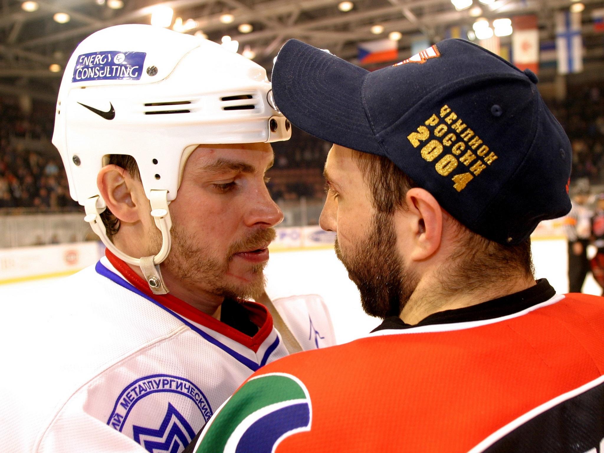 Валерий Карпов и Максим Сушинский. Фото: Владимир Беззубов