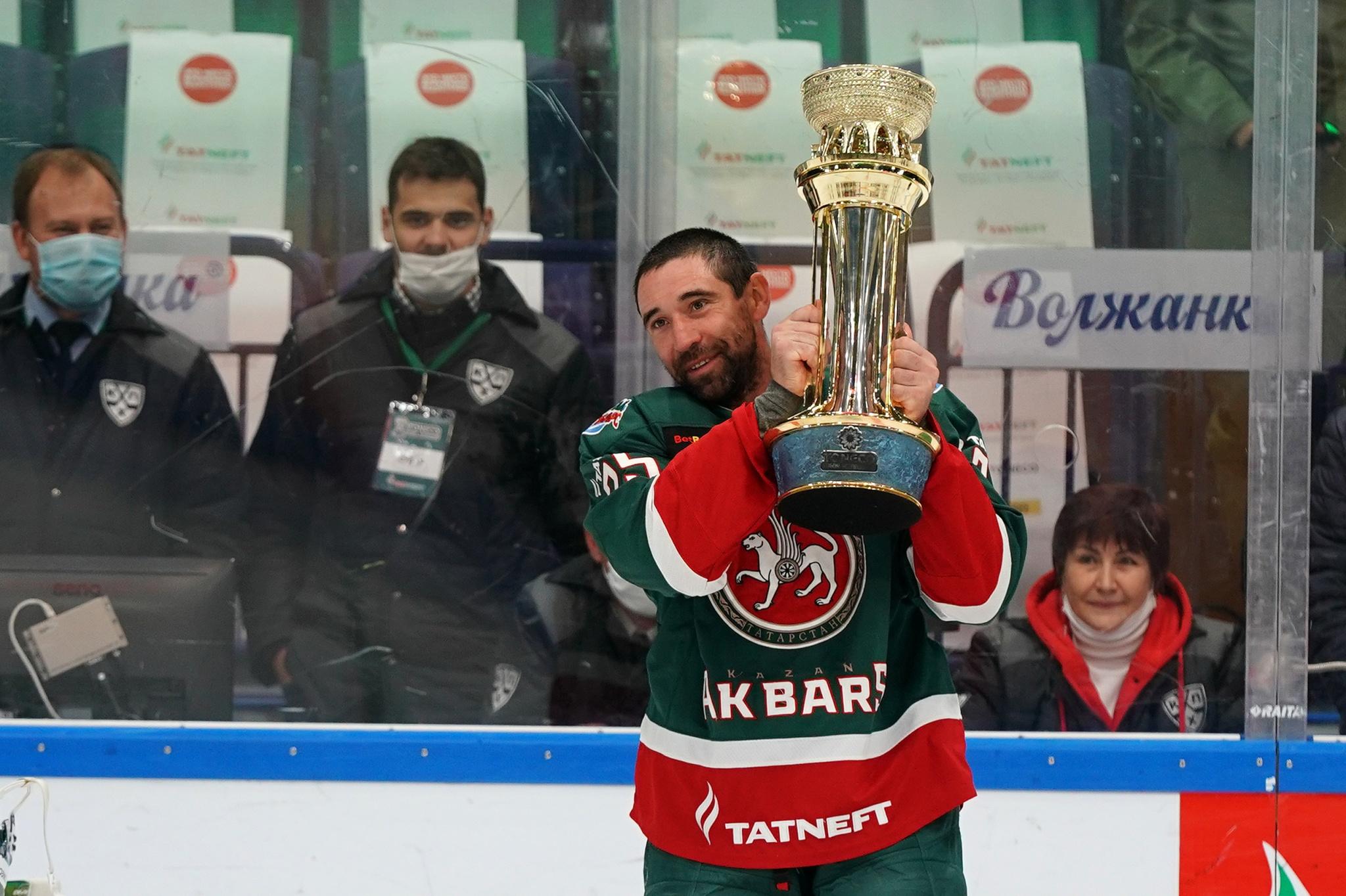 Данис Зарипов. Фото: Ильнар Тухбатов