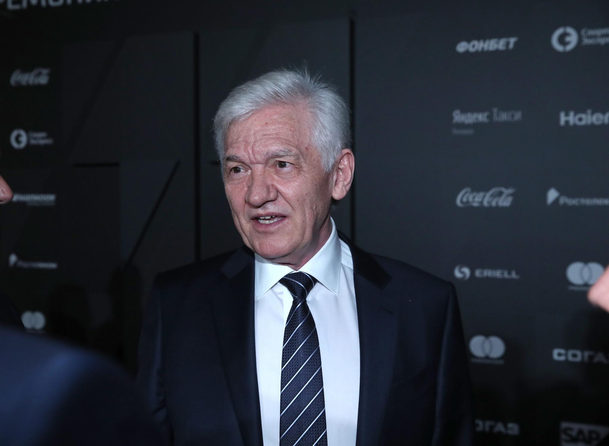 Геннадий Тимченко. Фото: Владимир Беззубов