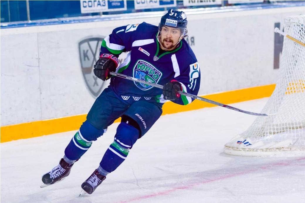 Егор Иванов: «Когда Разин кричал мою фамилию – я вздрагивал пару раз» : Новости : Континентальная Хоккейная Лига (КХЛ)