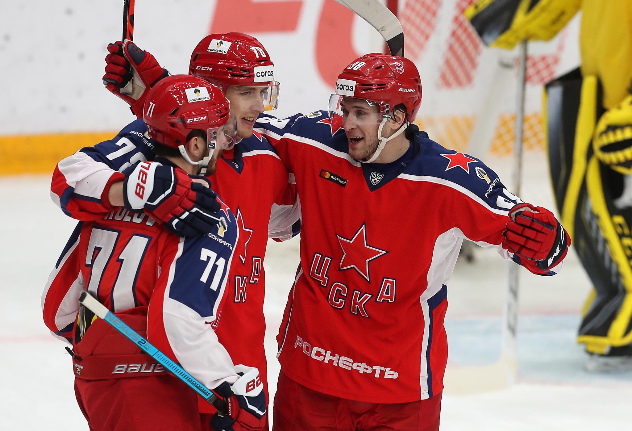 Константин Окулов, Максим Шалунов, Максим Мамин. Фото: Юрий Кузьмин