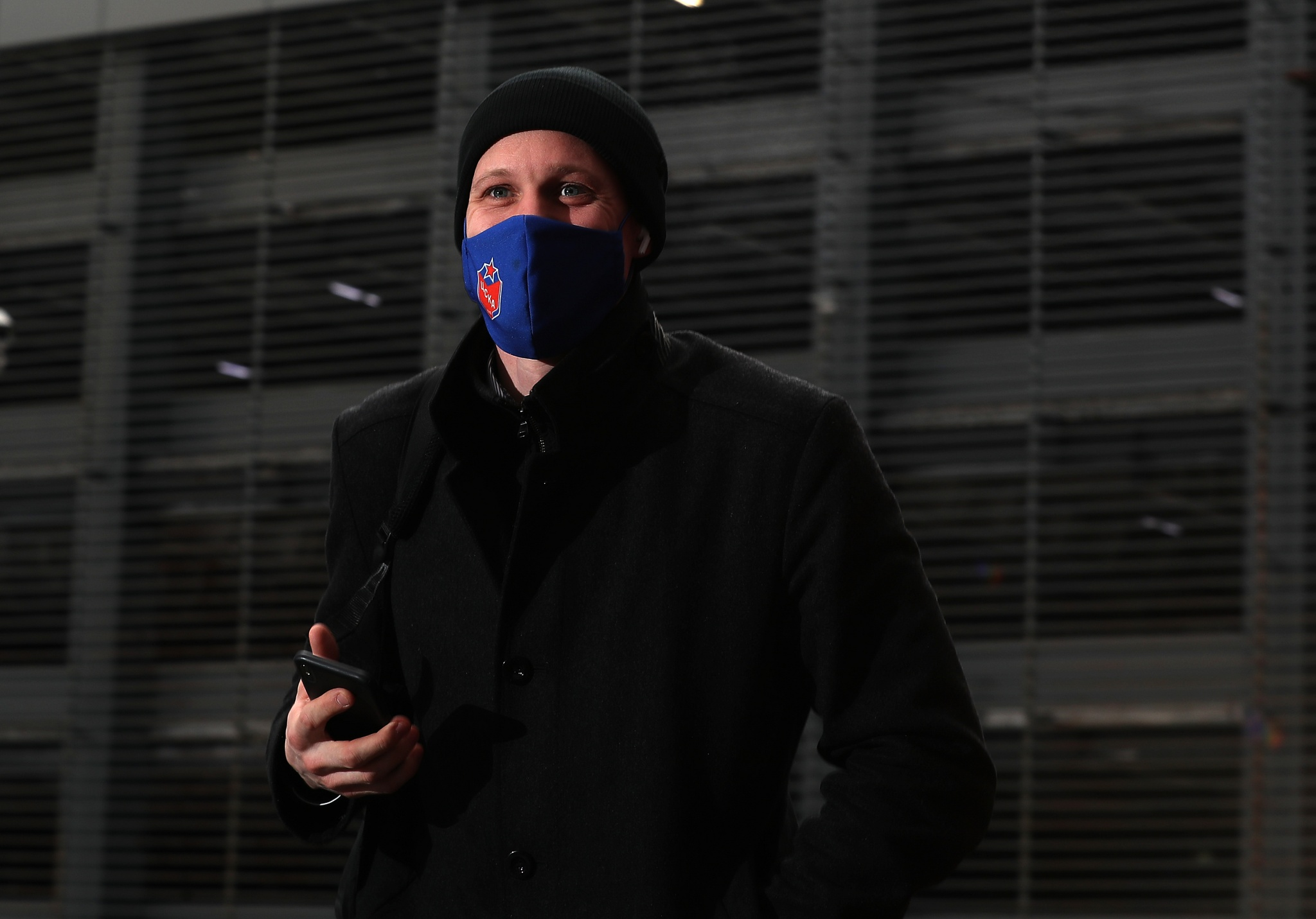 Ларс Юханссон. Фото: Юрий Кузьмин