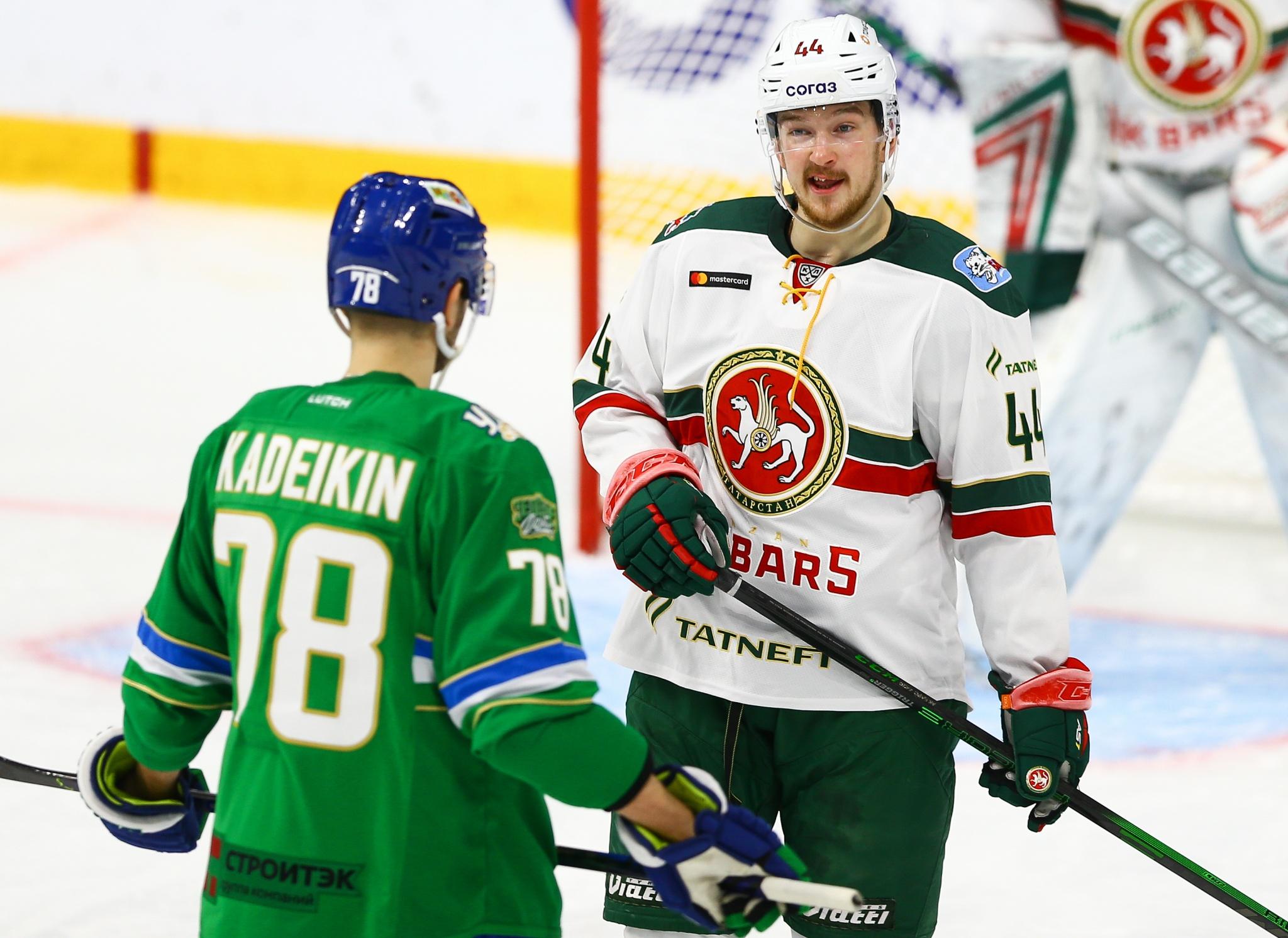 Александр Кадейкин и Дмитрий Юдин. Фото: Светлана Садыкова
