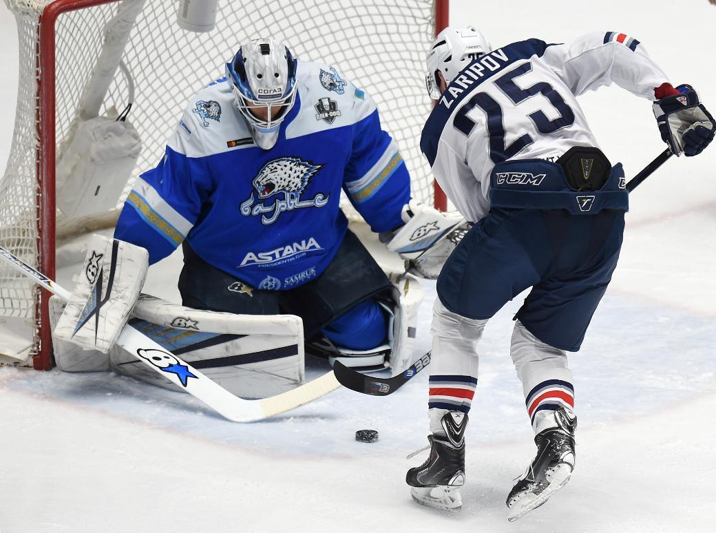 КХЛ в сезоне 2016-2017: Металлург Магнитогорск