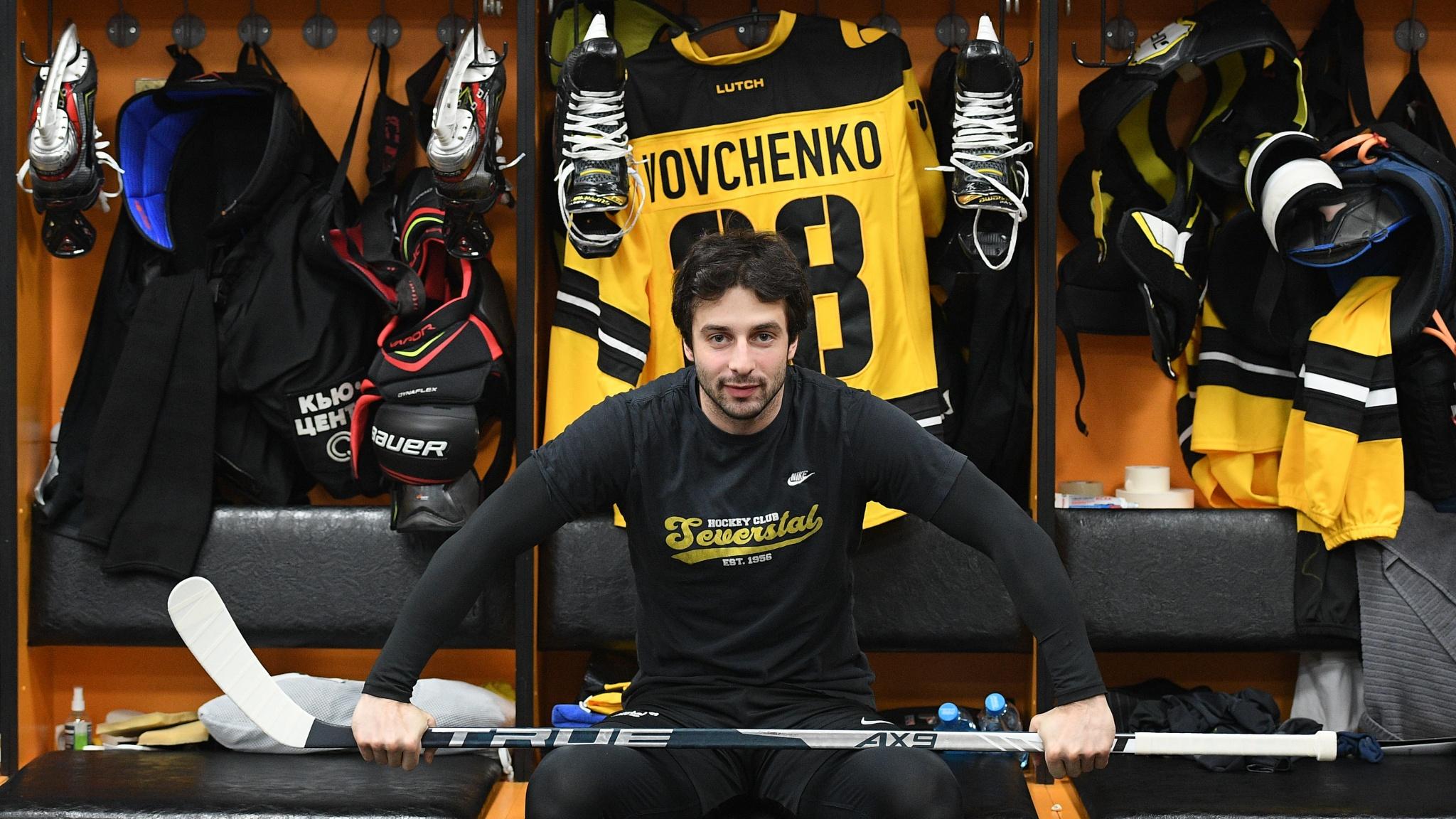 Даниил Вовченко. Фото: Александр Коркка